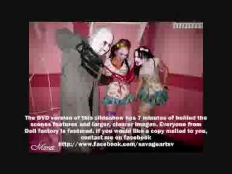 Doll Factory - Knott's Scary Farm - Halloween Haunt 2009