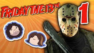 getlinkyoutube.com-Friday the 13th: Scary Garbage - PART 1 - Game Grumps