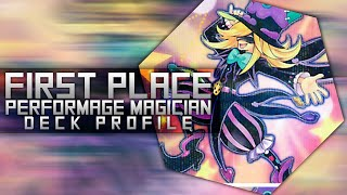 """getlinkyoutube.com-1st Place """"9-0"""" - Performage Magicians - Kissimmee, FL Regional - Taylor Mauck"""