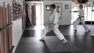 getlinkyoutube.com-Karate Punching Hip Connection