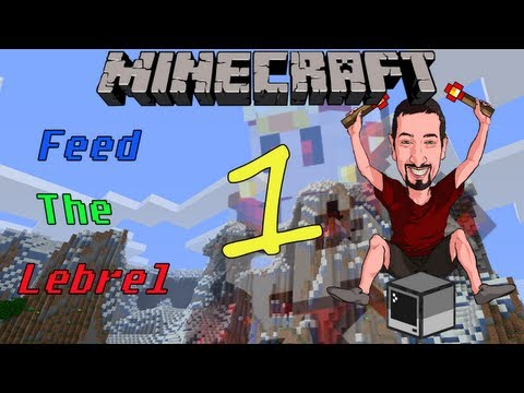 Minecraft  - DIRECTO - Feed The Lebrel - Serie de MODS - Ep.