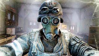 getlinkyoutube.com-Metro Last Light Redux: Stealth Sniper Mission Gameplay