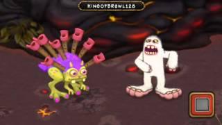 getlinkyoutube.com-[My Singing Monsters] Rare Reedling and Mammott Duet (Earth Island)
