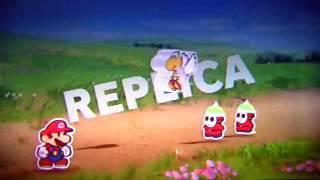 getlinkyoutube.com-Let's play Paper Mario: Color Splash (Blind) part 41 Cork Up, Larry