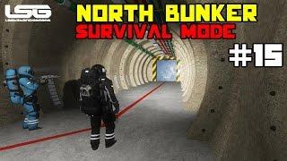 getlinkyoutube.com-Space Engineers - North Pole Bunker - Part 15