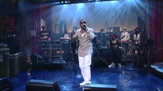 Nas - Daughters (Live @ Letterman)