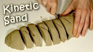 getlinkyoutube.com-Kinetic Sand Demonstration - Magic Creative Mass