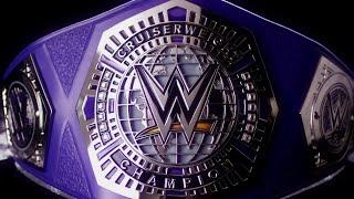 Cedric Alexander battles Mustafa Ali in the WWE Cruiserweight Title Finals at WrestleMania 34