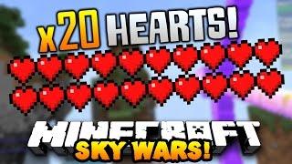 "getlinkyoutube.com-Minecraft TEAM SKYWARS #16 ""DOUBLE HEALTH HACKER!"" w/PrestonPlayz & LandonMC"