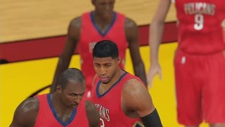 NBA 2K15 PS4 My Team - All Sapphire Lineup