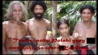 getlinkyoutube.com-Tradisi Menikahi Saudara Kandung yang dilakukan Suku Polahi.