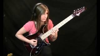getlinkyoutube.com-Tina S. guitar cover ( fusion of 5 best videos)