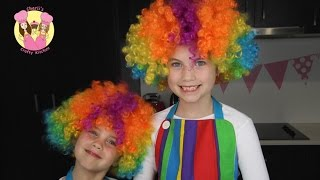 getlinkyoutube.com-BLOOPER REEL Number 1 - Charli & Ashlee from Charli's Crafty Kitchen - Funny Kids Baking Bloopers