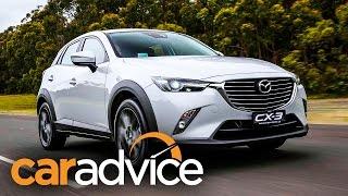 getlinkyoutube.com-Mazda CX-3 review : First Drive