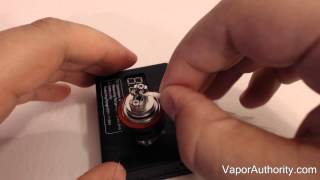 getlinkyoutube.com-Kanger Subox Mini Kit - RBA Dual Coil Build Tutorial