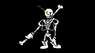 UNDERTALE - Papyrus still alive after killing him