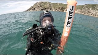 Scuba Diving Equipment Review: Personalised Diving Labels by DiveSigns.com