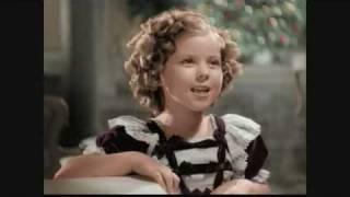 Heidi (1937) - Christmas Scenes and