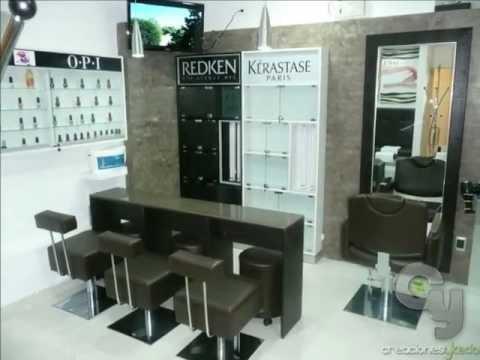 Muebles para Salones de Belleza Peluquerías y Spa - Lima, Perú