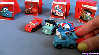 getlinkyoutube.com-Build Mack Truck Hauler Tomica Takara Tomy Awesome Disney Toys Review ディズニー カーズ・トミカ トミカコレクション マック