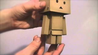 Unboxing of Danboard (Danbo)