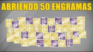 getlinkyoutube.com-Destiny ABRIENDO +50 ENGRAMAS EXCEPCIONALES Y LEYENDA