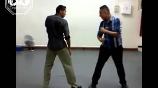 Defensa personal  tecnicas de kung fu