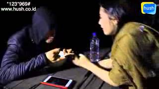 getlinkyoutube.com-Aliando & prilly romantis rebutan makanan