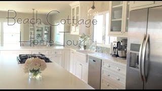 getlinkyoutube.com-Beach Cottage Home Tour // Before & After!