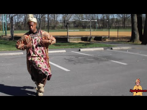 Jacket Fulla Chicken Wings music video by Paperboy Prince of the Suburbs