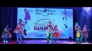 getlinkyoutube.com-Chicken Kuk-Doo-Koo | Kids Dance | Dance Performance By Step2Step Dance Studio