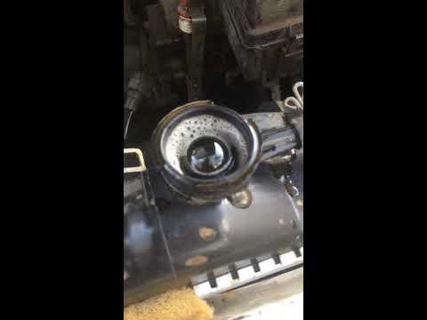 3s fe с пробитой прокладкой головки блока цилиндров (Toyota vista sv33)