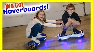 getlinkyoutube.com-KIDS ON HOVERBOARDS