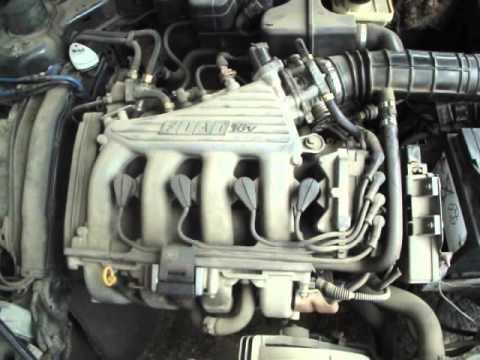 Двигател за Fiat Brava 1.6 16V, 103 к.с., 5 вр., 1998 г. code: 182A4000