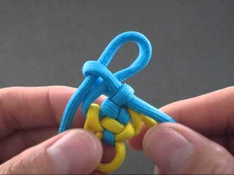 How to Make the Samadhi Sinnet (Paracord) Bracelet by TIAT