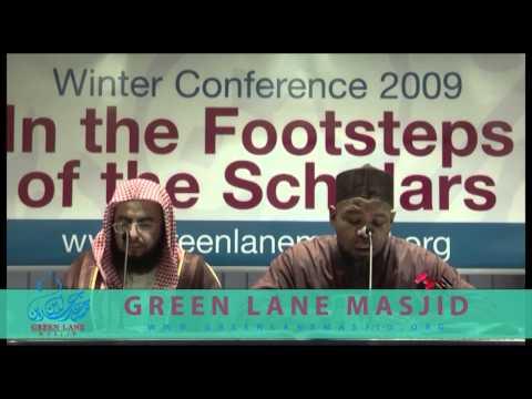 Tafseer Of Surah Falaq - Sheikh ABdul Aziz As-Sadhan