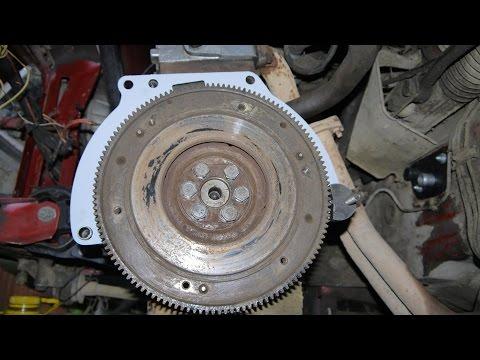 Ремонт Ниссан. Как самому сделать. Repair Nissan. Замена сцепления.  Clutch Disc Replacement