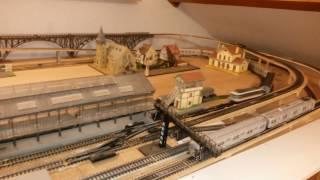 getlinkyoutube.com-reseau train HO Jouef will
