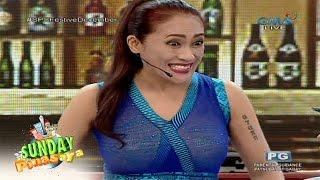 getlinkyoutube.com-Sunday PinaSaya: Si Mama Aiwa, multitalented!