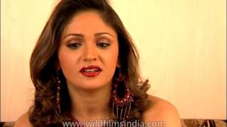 Indian actress Sandali Sinha talks about her films