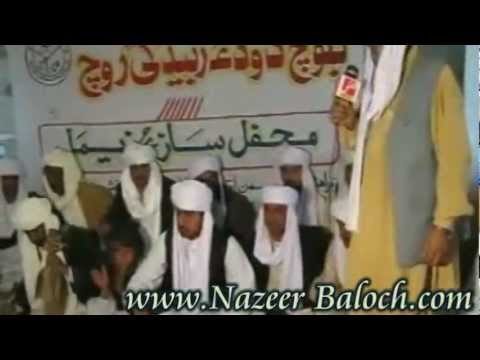 Dalbandin. Balochi Song. Khair Jan Sanjrani. HD (Performs on Baloch Culture Day)..By..Nazeer Baloch