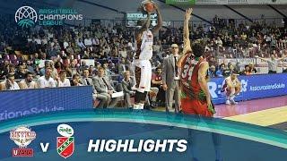 Umana Reyer Venezia v Pinar Karisyaka - Highlights - Basketball Champions League