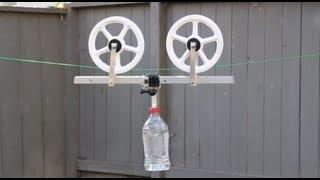 getlinkyoutube.com-DIY Cablecam for GoPro