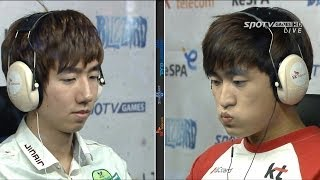 getlinkyoutube.com-[프로리그2014] 이병렬(진에어) vs 이영호(KT) 2세트 우주정거장 -EsportsTV,스타크래프트2