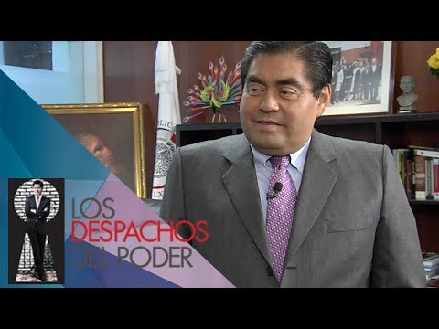 Los despachos del Poder - Luis Miguel Barbosa
