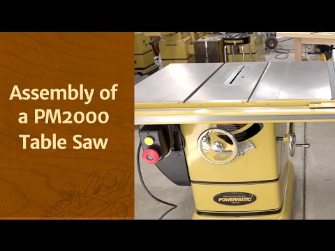 Assembly Video of the PM2000 Youtube Thumbnail