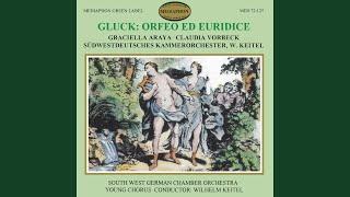 Orfeo ed Euridice, Wq. 30, Act I, Scene 1: Ballo. Larghetto