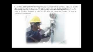 getlinkyoutube.com-CFE: Preparacion para recibir Servicio de Energia Electrica
