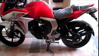 getlinkyoutube.com-Yamaha Fazer FI version 2.0 - Red Dawn