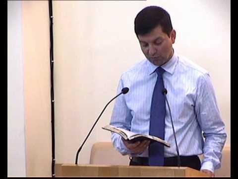 Duminica 29 Iulie 2012 A.M.- Marius Birgean - Lectii despre dusmanii lui Dumnezeu